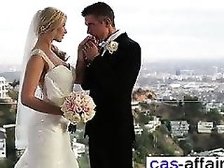 Message me at CHEAT-MEET.COM - Beautiful bride pussyfucked b