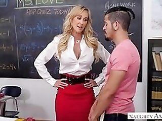 My First Intimacy Teacher - Brandi Love