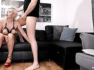 Throated by AXEL - Extreme Hardcore Deepthroat and Ass too mouth