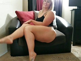 Thick Thigh Fetish Custom Request