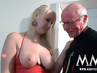 MMV Films Young Babe Girl Had Intercourse By A Grandpa