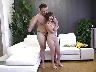 Full Facial For French Super Slut