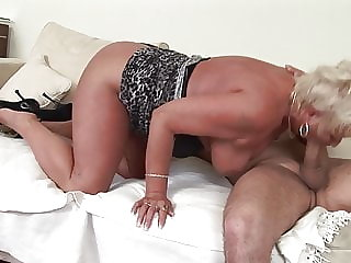 unbelievable how old women can still be so horny