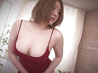 Big assed Alice Ozawa fucked in a Japanese blowjob video