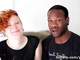 Pregnant Girl Has Super Passionate Sex Session