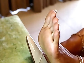 A Much Younger Loren Vol 5 - Jerk that Dick While You Stare at My Feet