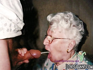 ILoveGrannY Lovable Mature Pictures Compilation
