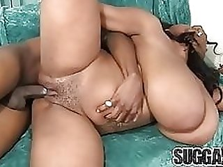 Enormous Titted Ebony Rachel Raxxx Fucks