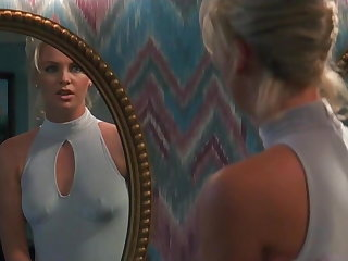 Charlize Theron naked and plus naked