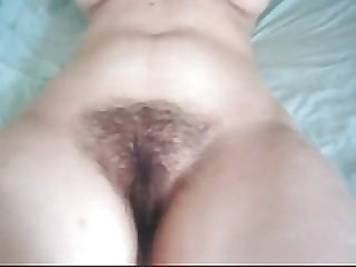 A Plumpish Wife Takes A Creampie From Her Husband