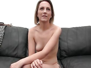 Getting slammed in that cunt during her audition...