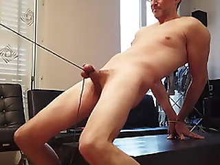 Self Bondage Predicament With CBT