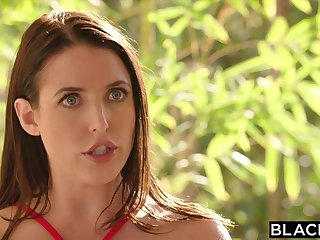 My lovely plumper Angela White interracial sex