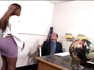 Black Teen Gets Out of Punishment