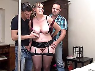 French Chubby MILF - Elle Ondule Quand On Lencule - Amateur Porn