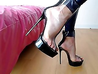 My Giaro Heels, First Look.
