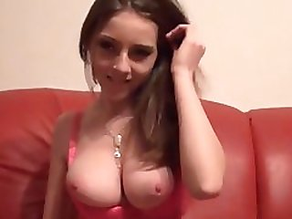 Beautiful 18yo Actress In Private Video
