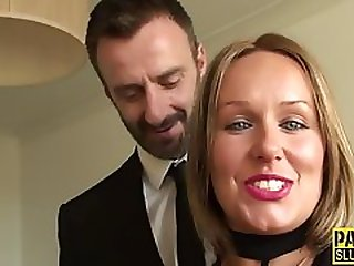 Submissive Milf Pounded