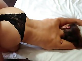 Hot Teen Tight Pussy Doggystyle Sex