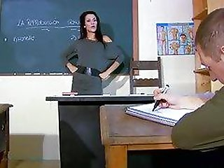 Teacher Fucks Her Student - Kemaco Studio