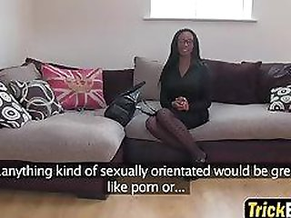 Black beauty teacher wanted to be porn star audition for casting
