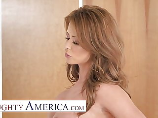 Naughty America - Emily Addison wants to be seen and fucked