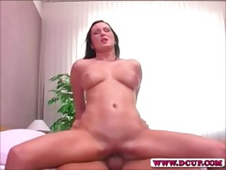 Denisa Gets Her Titties Banged