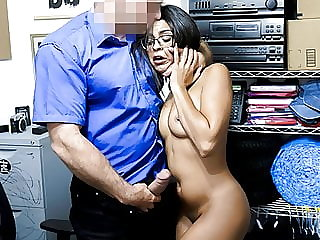 ShopLyfter - Latina Teen Fucked Hardcore By Big Dick