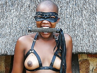 cuckold outdoor african sex lesson