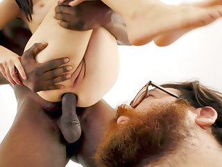 Jane Wilde Invites Her Black Friend For Anal Sex - Cuckold Sessions