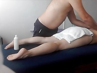 Massage and squirt