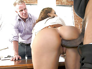 Cuckold Husband Loves Watching Richelle Ryan Takes BBC