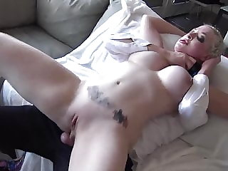 PASCALSSUBSLUTS - Young Subslut Leya Falcon Destroyed Anally