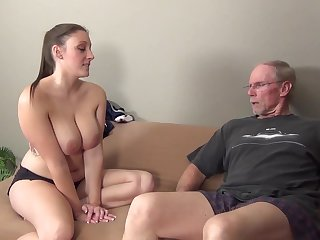 Having Fun With My Daddy - babe