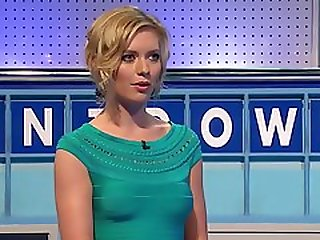 Rachel Riley Is Highly Fuckable