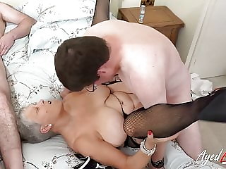 AgedLovE, Two Matures Are Enjoying Hard Fast Fuck